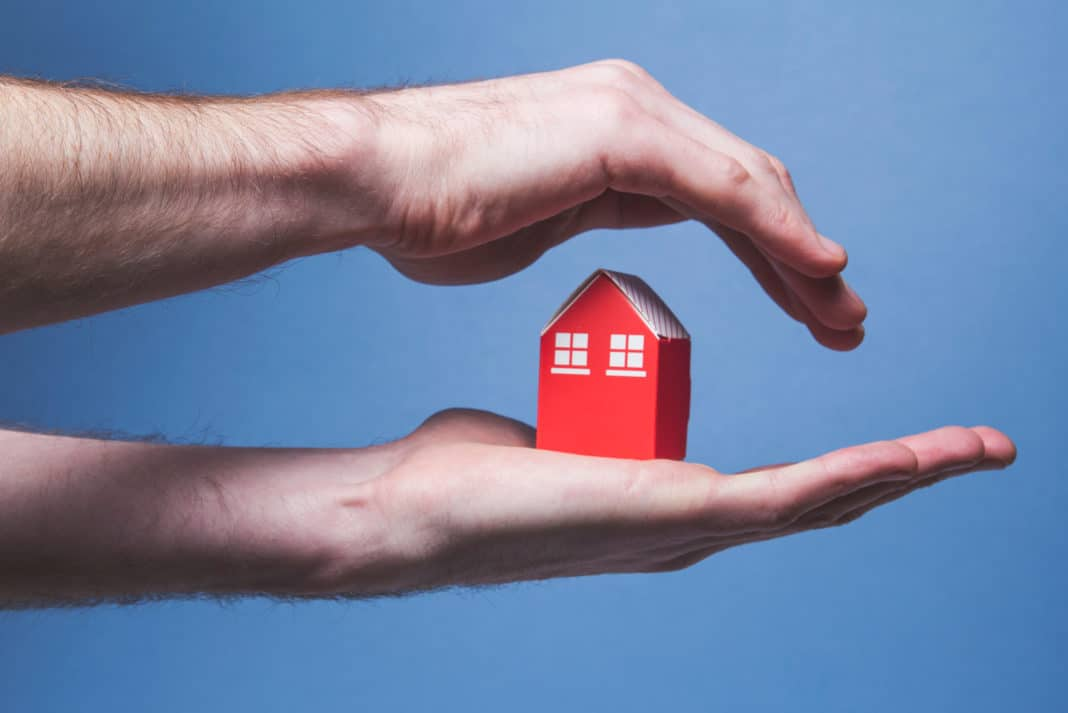 הגנה על בית המגורים בפשיטת רגל