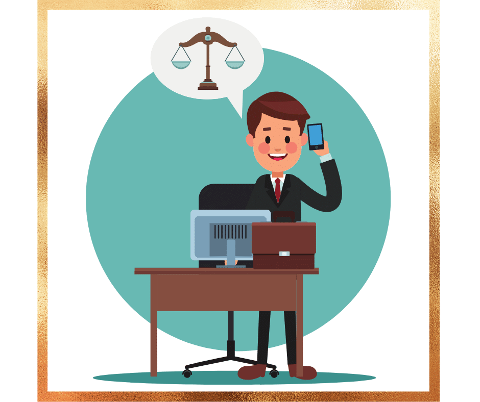 עורך דין פשיטת רגל בעבודה